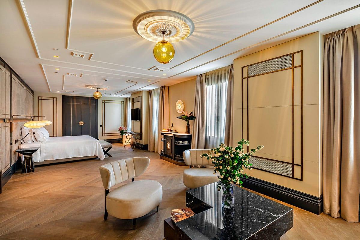 Coolrooms   Hoteles de lujo en Madrid y Barcelona