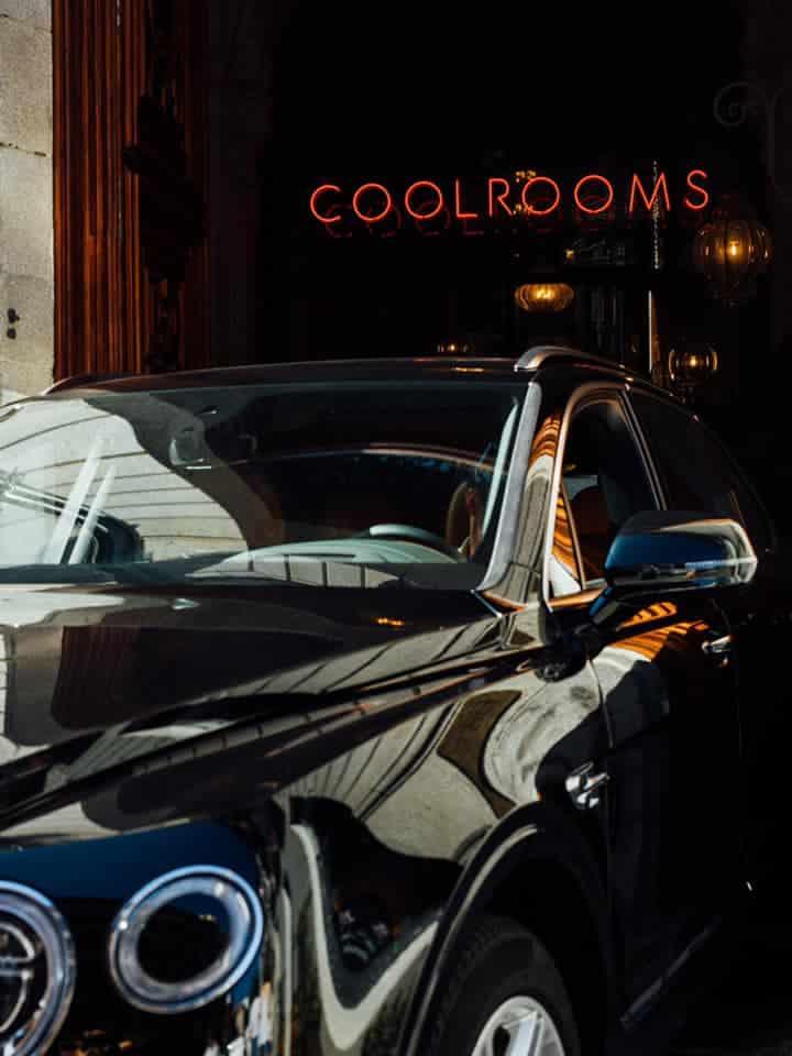 Experiencia Bentley coolrooms Atocha