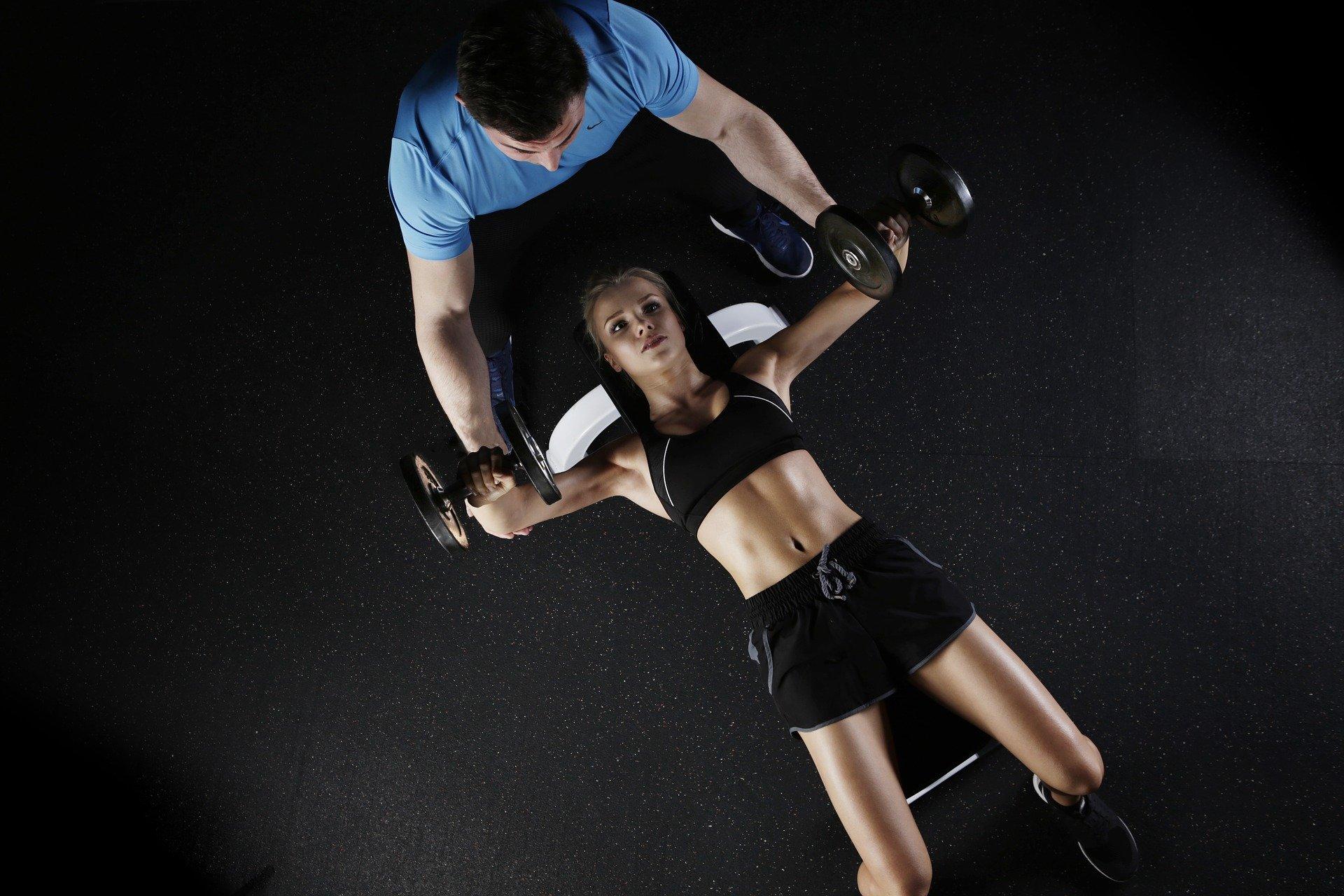experiencia personal trainer